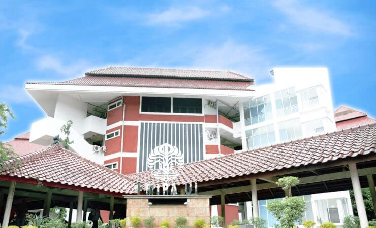 Kampus FMIPA Universitas Indonesia