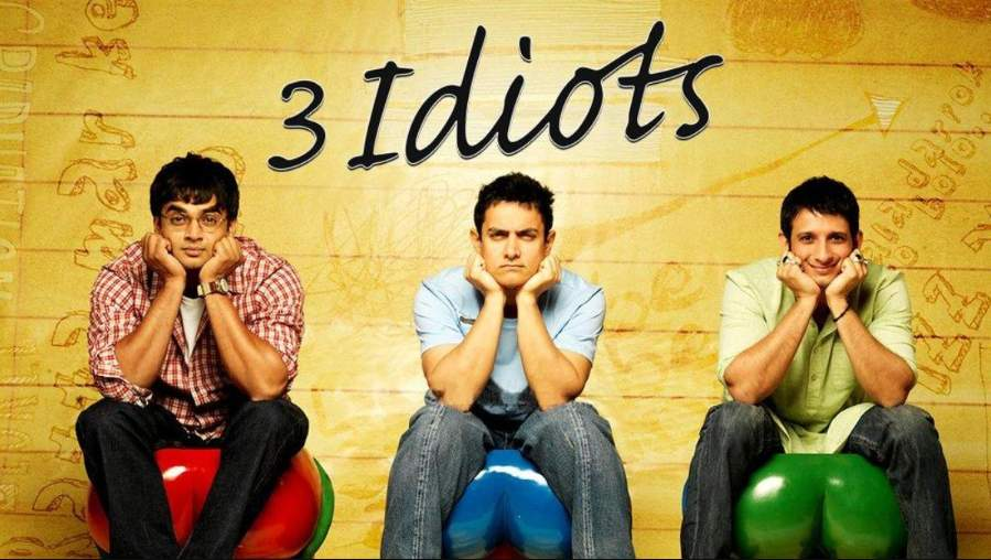 Aamir Khan-Rajkumar Hirani's 3 Idiots is the most watched movie ...